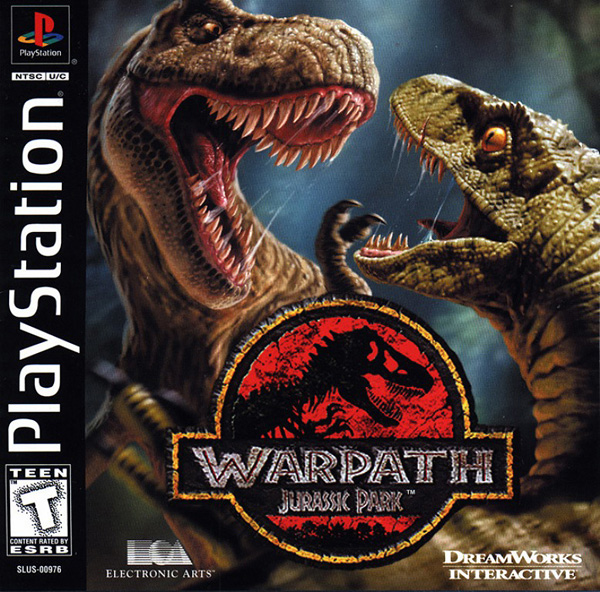 Warpath - Jurassic Park [NTSC-U] Front Cover